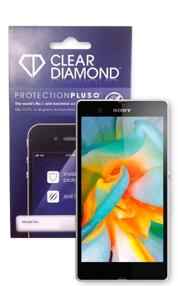 SONY XPERIA Z4 Hardcoat Screen Protector (Pack of two)